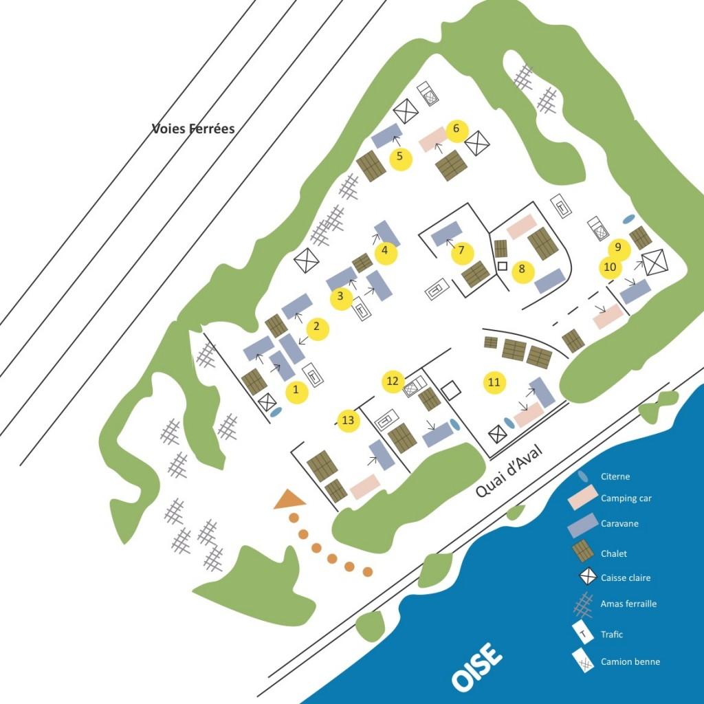 53-TER Habitat pour des familles du voyage à Creil (60)