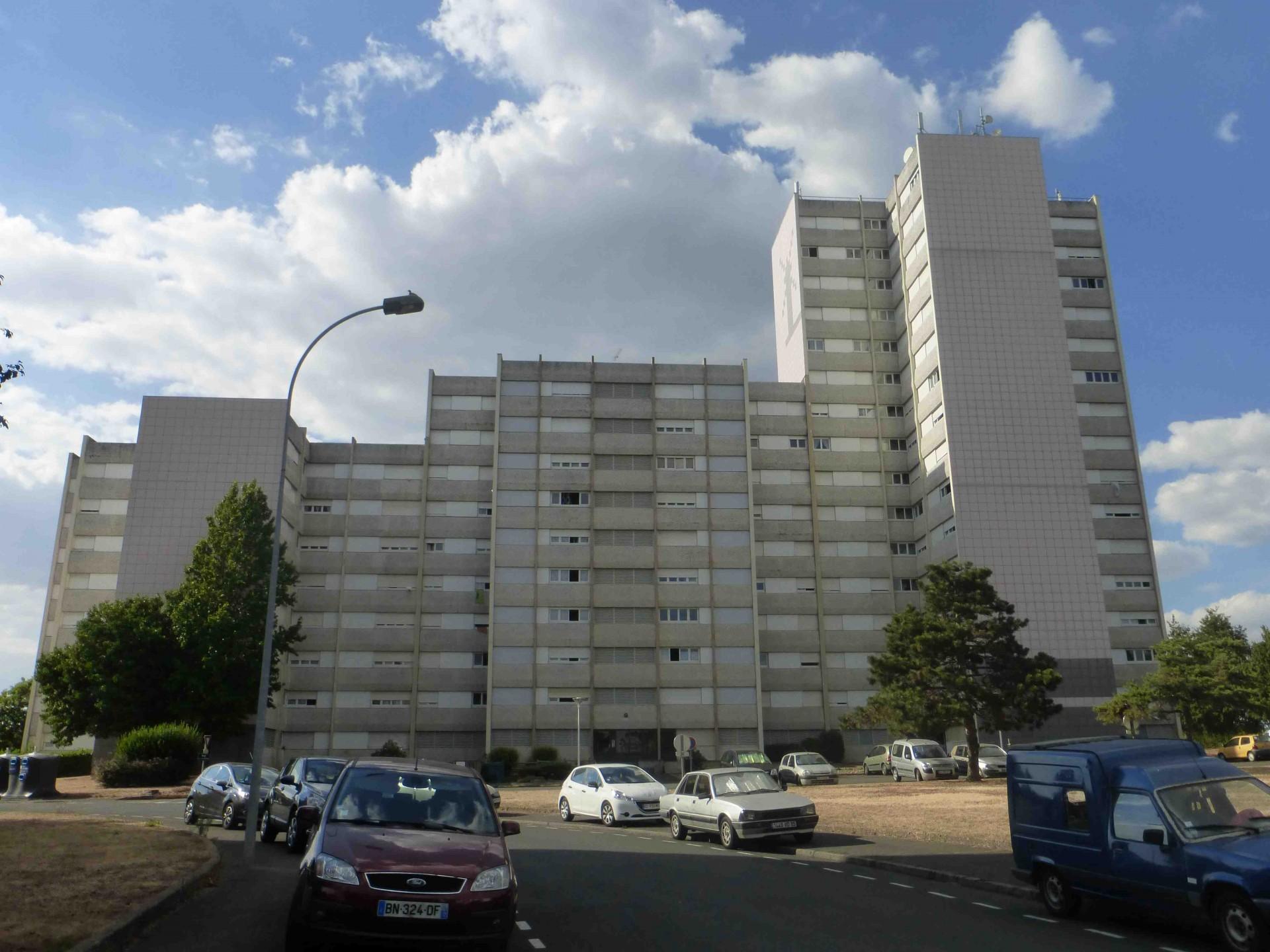 53-TER Etude de recomposition urbaine du quartier Moulins-Liot à Fontenay le Comte