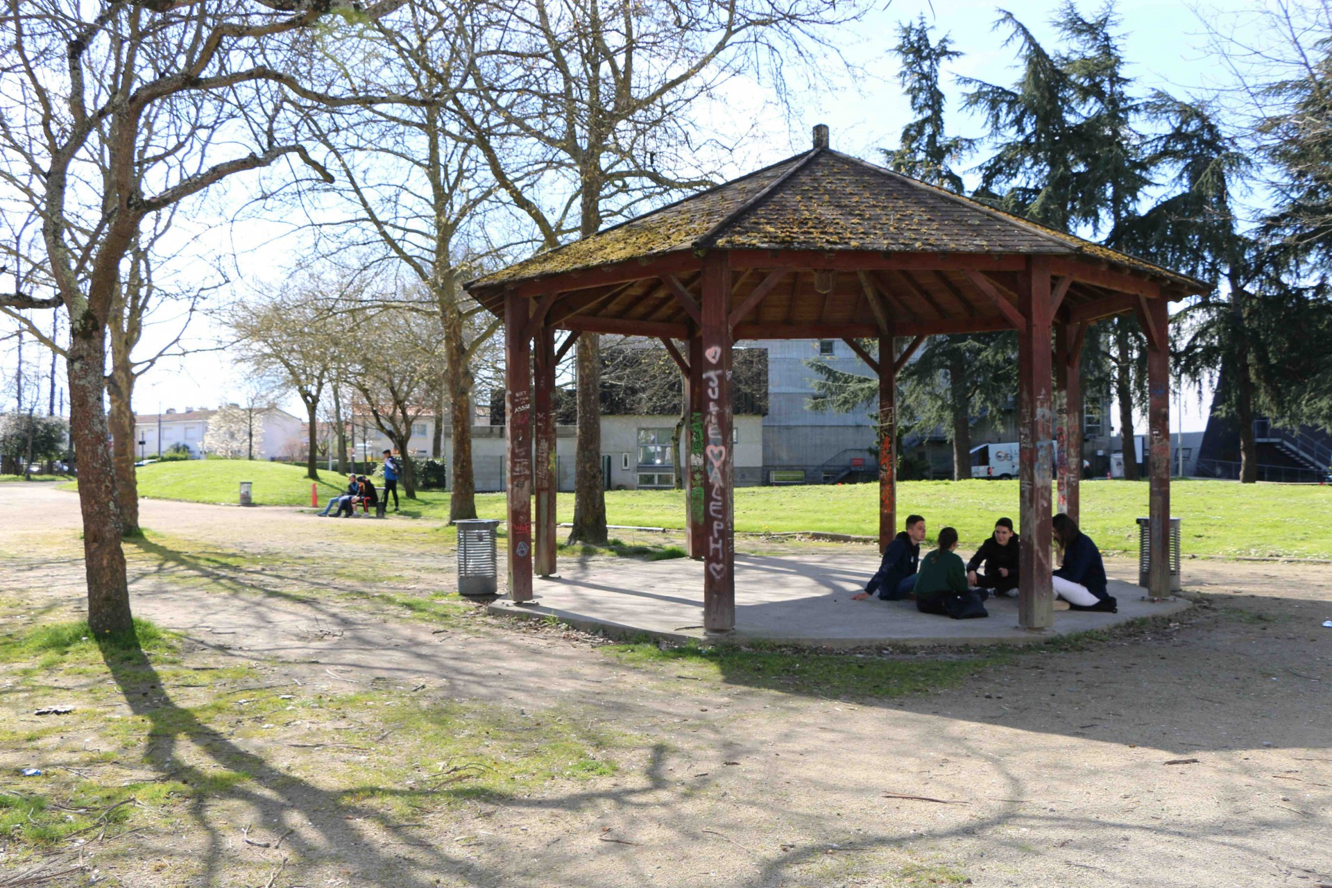 53-TER Réaménagement du parc Paul Allain à Rezé